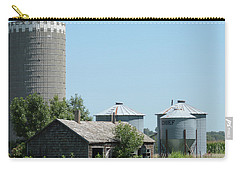 Silo And Bins Carry-all Pouch