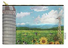 Silo Farm Carry-all Pouch