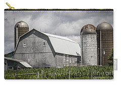 Silos Standing Carry-all Pouch
