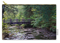 Silver Creek Falls #38 Carry-all Pouch