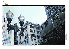 Silver El - Chicago Carry-all Pouch