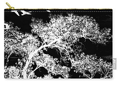 Silver Nights Carry-all Pouch