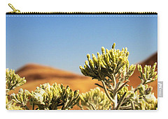 Macro Sage Carry-all Pouch