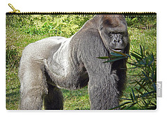 Silverback Carry-all Pouch by Steven Sparks