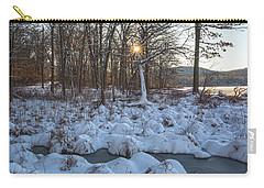 Silvermine Lake Sunburst Carry-all Pouch