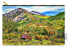 Silverton Fall Colors Colorado Carry-all Pouch