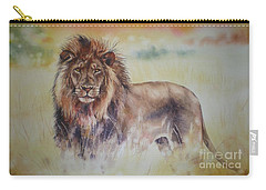 Simba Carry-all Pouch by Sandra Phryce-Jones