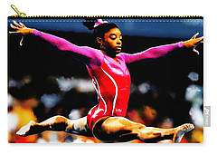 Simone Biles Carry-all Pouch