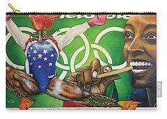 Simone Biles The Golden Rose Carry-all Pouch