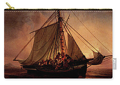 Simonsen Niels Arab Pirate Attack Carry-all Pouch by Niels Simonsen