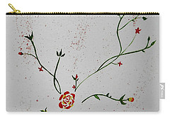 Simple Flowers #1 Carry-all Pouch