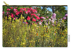 Carry-all Pouch featuring the photograph Simple Garden Layers by Glenn McCarthy Art and Photography