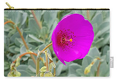 Simple Pretty  Flower Carry-all Pouch