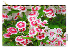 Simply Flowers Carry-all Pouch