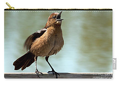 Sing Out Loud Carry-all Pouch