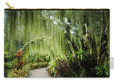 Singapore Orchid Garden Carry-all Pouch