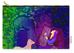 Singing At The Gates Carry-all Pouch