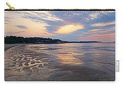 Singing Beach Sandy Beach Manchester By The Sea Ma Sunrise Carry-all Pouch
