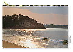 Singing Beach Silver Waves Manchester By The Sea Ma Carry-all Pouch