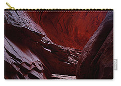 Singing Canyon At Grand Staircase Escalante National Monument In Utah Carry-all Pouch