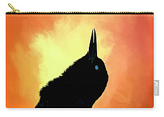 Singing  Carry-all Pouch by Cyndy Doty