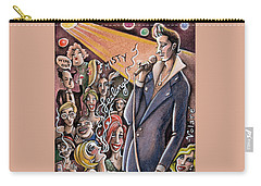Singing Standards Carry-all Pouch
