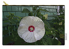 Single Bloom Carry-all Pouch
