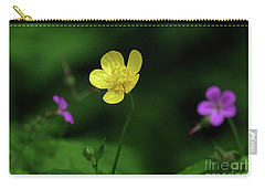 Single Buttercup Two Stinky Bob Carry-all Pouch