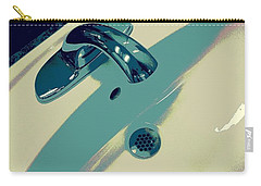 Sink Carry-all Pouch by Linda Bianic