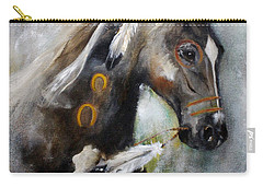 Sioux War Pony Carry-all Pouch