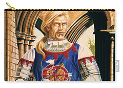 Sir Dinadan Carry-All Pouches