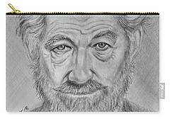 Sir Ian Machellen Carry-all Pouch by Edgar Torres
