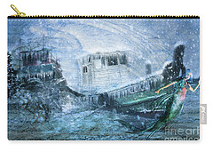 Siren Ship Carry-all Pouch