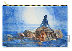 Siren Song Carry-all Pouch by Marilyn Jacobson