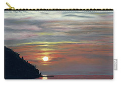 Sister Bay Sunset Carry-all Pouch