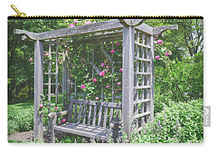 Sit Awhile Carry-all Pouch