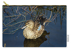 Sitting Pretty Carry-all Pouch by Arthur Dodd
