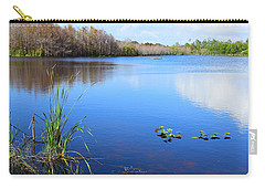 Six Mile Cypress Carry-all Pouch