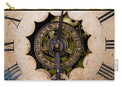 Six O'clock Carry-all Pouch by Edgar Laureano