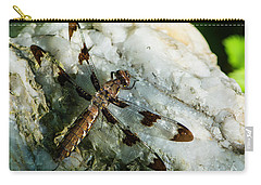 Six Spotted Dragonfly Carry-all Pouch