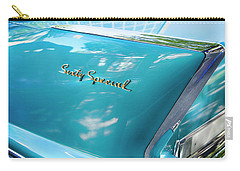 Sixty Special Cadillac Carry-all Pouch by Theresa Tahara