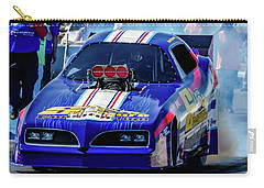Sizemore Construction Pontiac Funny Car Carry-all Pouch