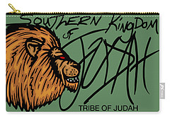 Sk Of Judah Carry-all Pouch