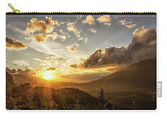 Skagit Valley Sunset Carry-all Pouch