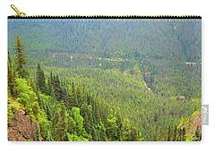 Skagway Alaska Carry-all Pouch
