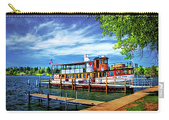 Skaneateles Lake Cruise Boat Carry-all Pouch