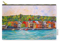 Skaneateles Ny #2 Carry-all Pouch