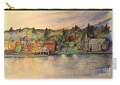 Skaneateles Ny Carry-all Pouch