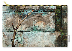 Skc 2510 Worn Out  Carry-all Pouch by Sunil Kapadia