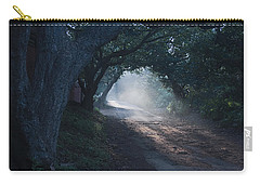 Skc 4671 Road Towards Light Carry-all Pouch